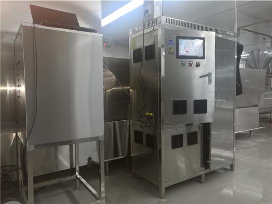 上海康久动态臭氧水工作站成功研发,实践证明可灭杀非洲猪瘟病毒!