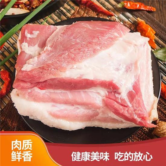 享儿时美味、选高端健康——铁骑力士川藏黑猪用实力说话