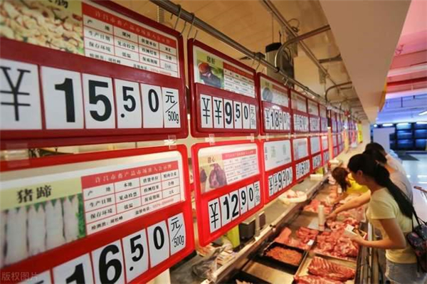 """猪价""""连续暴跌""""究竟咋回事?肉价何时恢复正常?官方给出时间表"""