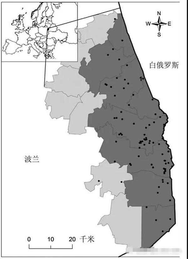 研究进展 非洲猪瘟病毒在野猪种群中持续存在的生态驱动因素