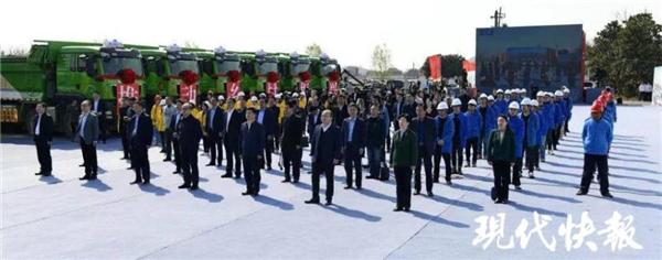 """68亿元!无锡市农业农村重大项目集中开工"""""""