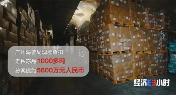 这里查获49000吨走私肉,部分竟来自非洲猪瘟高发疫区...